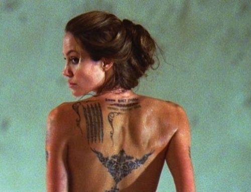 Personas famosas con tatuajes