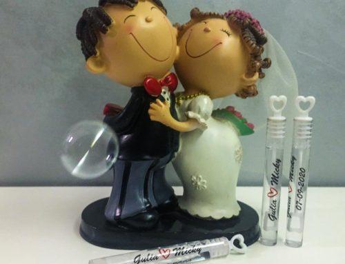 Detalles personalizados para bodas, bautizos y comuniones