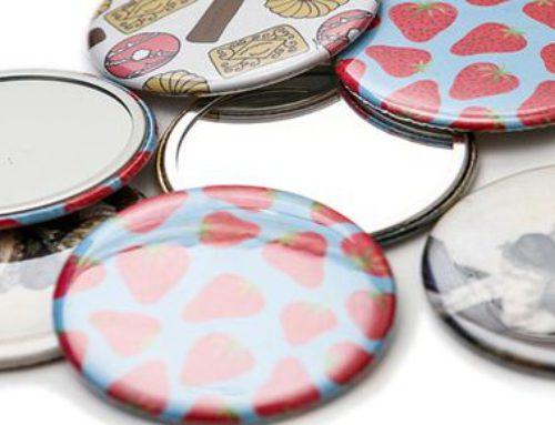 Espejos de Bolsillo Personalizados, Moda con Utilidad